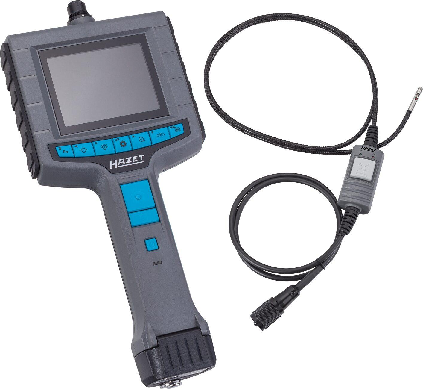 HAZET Video Endoskop 4812-10/4S ∙ Anzahl Werkzeuge: 4
