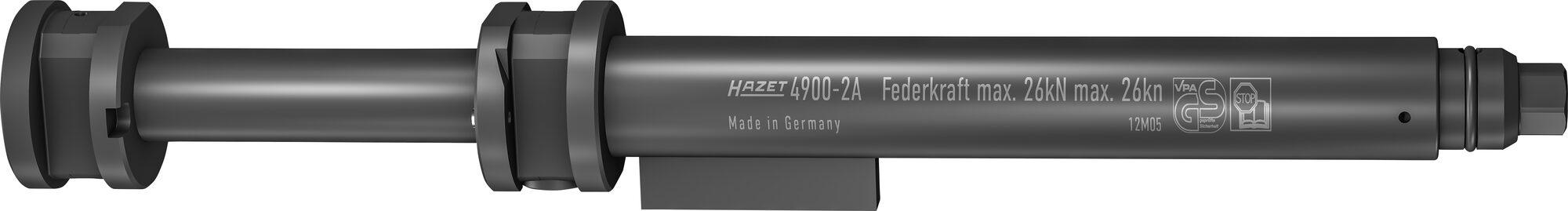 HAZET Sicherheits Federspanner-Grundgerät 4900-2A