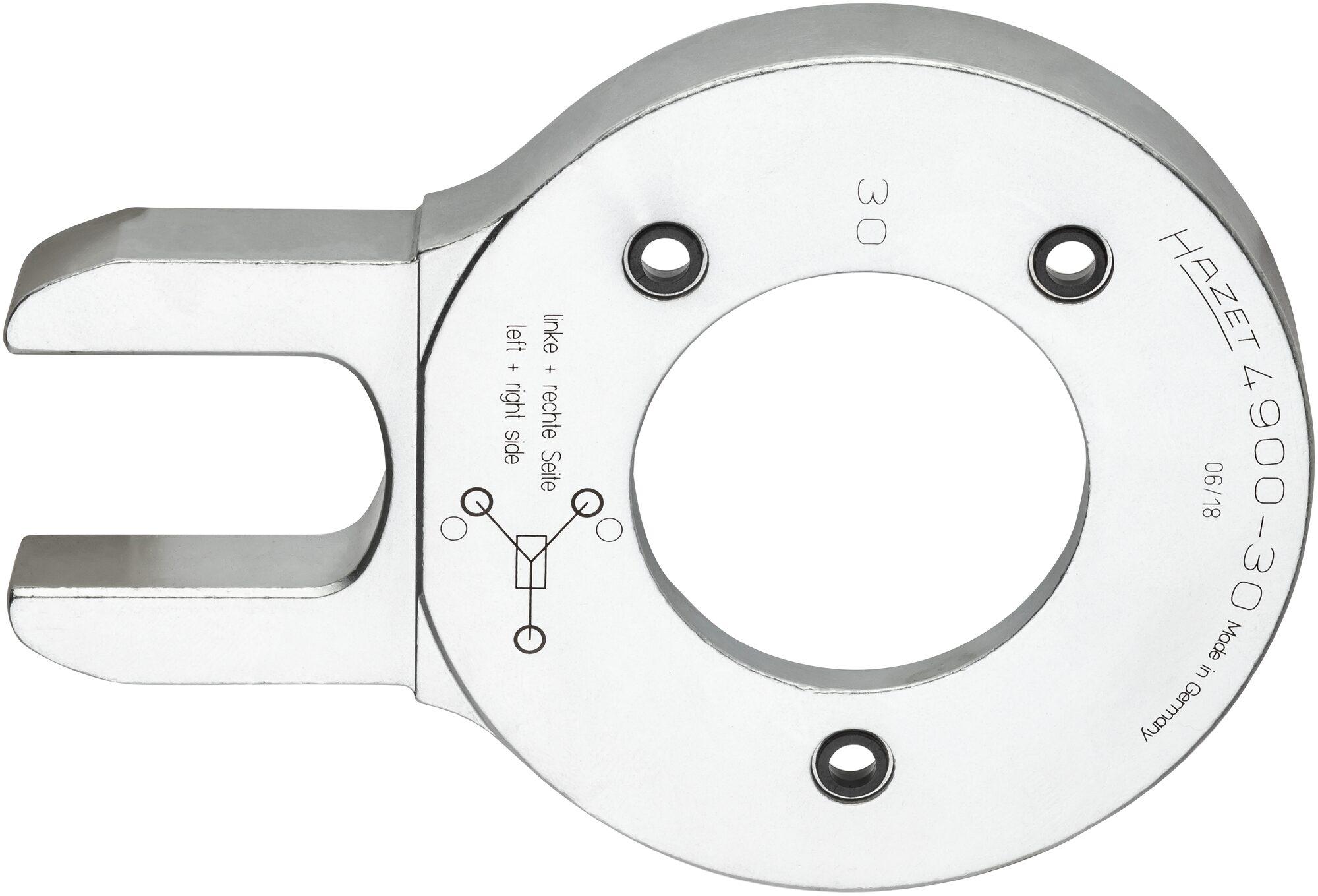HAZET Spannplatte 4900-30