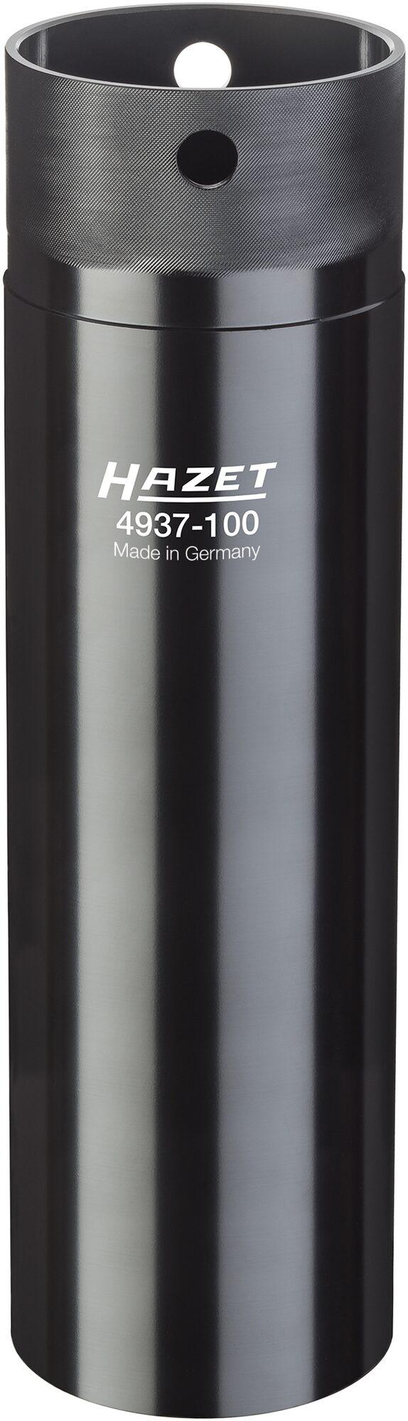 HAZET Nkw Montagehülse MAN ∙ Gewinde M100x1,5 4937-100 ∙ 105 mm