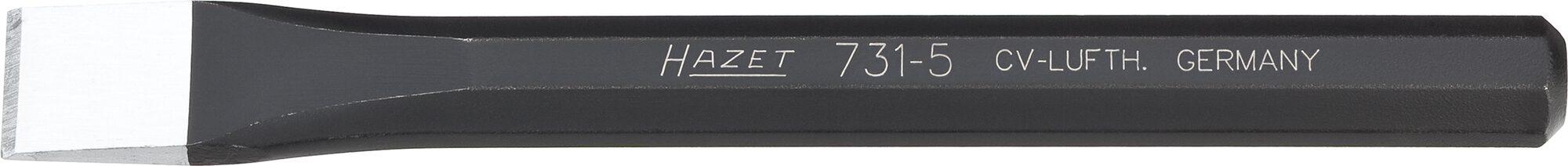 HAZET Flachmeißel 731-5 ∙ 15 mm