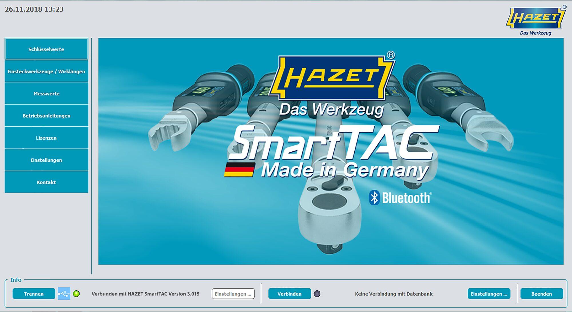 HAZET SmartTAC Tool 7910-STAC