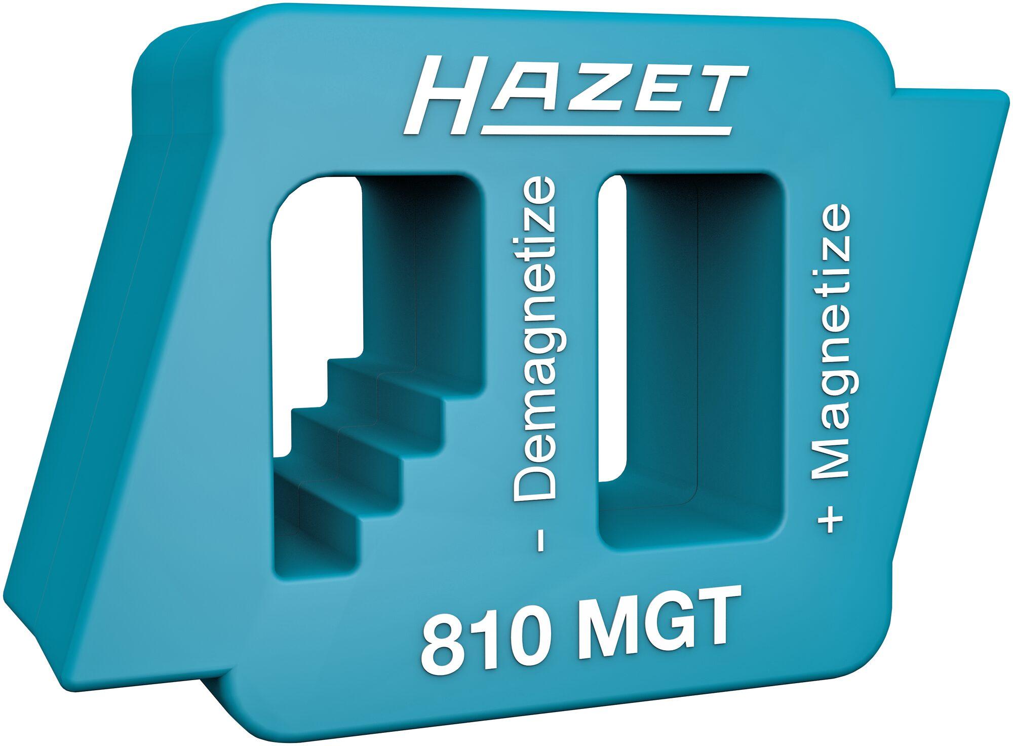 HAZET Magnetisier- / Entmagnetisier-Werkzeug 810MGT