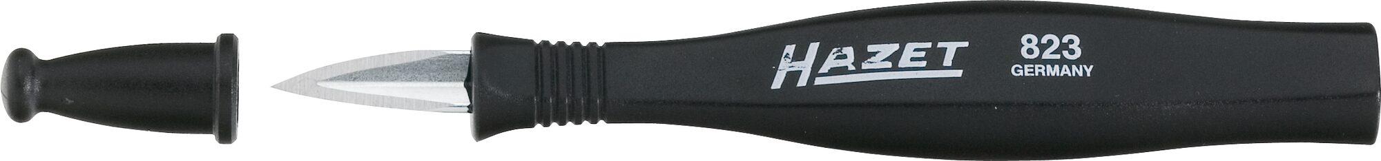 HAZET Dreikant-Feinschaber 823 ∙ 148 mm
