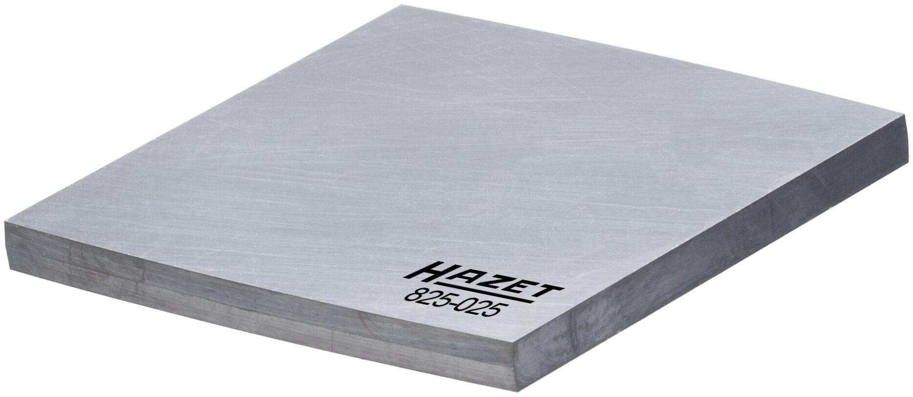 HAZET Hartmetall Wendeschneidplatte 825-025 ∙ Flachprofil ∙  x 25 mm