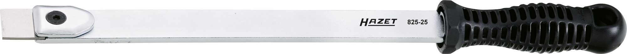 HAZET Flachschaber 825-25 ∙ Flachprofil ∙ 0.5 x 25 mm