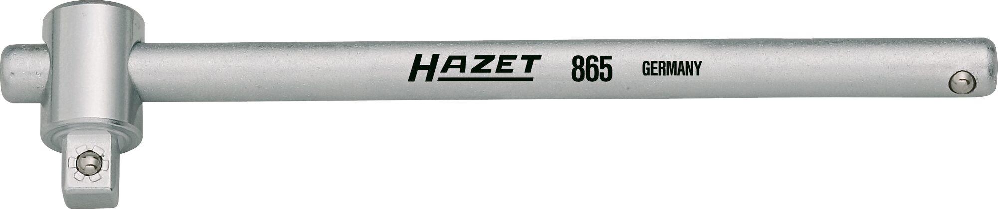 HAZET Quergriff 865 ∙ Vierkant massiv 6,3 mm (1/4 Zoll)