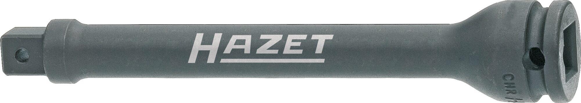 HAZET Schlag- ∙ Maschinenschrauber Verlängerung 8805S-6 ∙ Vierkant hohl 10 mm (3/8 Zoll)