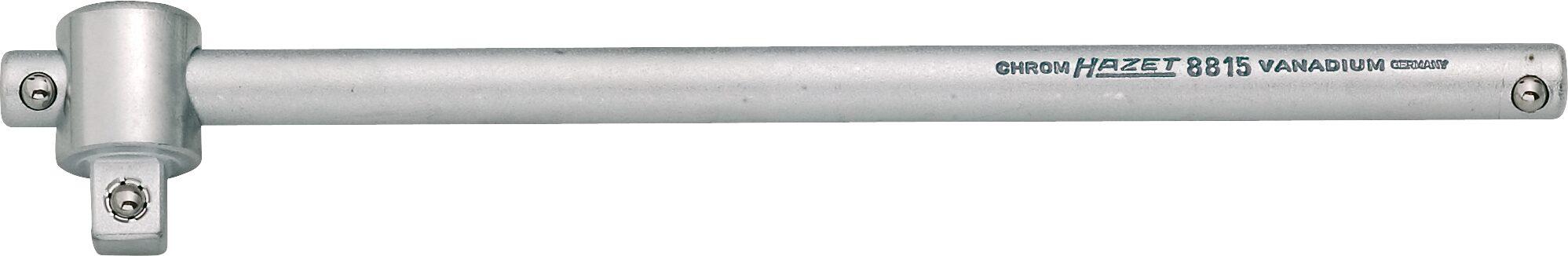 HAZET Quergriff 8815 ∙ Vierkant massiv 10 mm (3/8 Zoll)