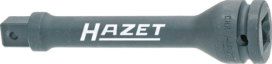 HAZET Schlag- ∙ Maschinenschrauber Verlängerung 9005S-5 ∙ Vierkant hohl 12,5 mm (1/2 Zoll)