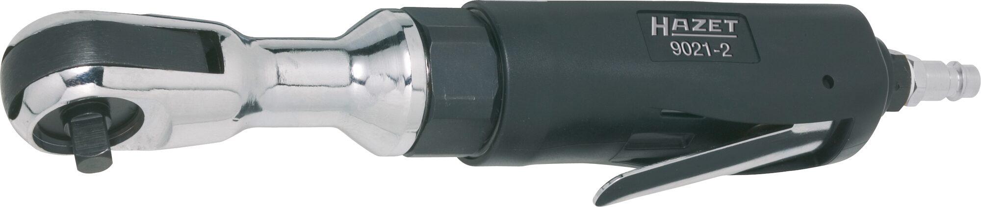 HAZET Ratschenschrauber 9022-2 ∙ Vierkant massiv 12,5 mm (1/2 Zoll)