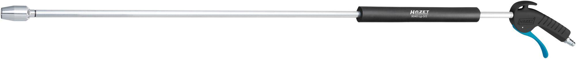 HAZET Ausblaspistole ∙ lang 9040LG-3/2 ∙ Anzahl Werkzeuge: 2
