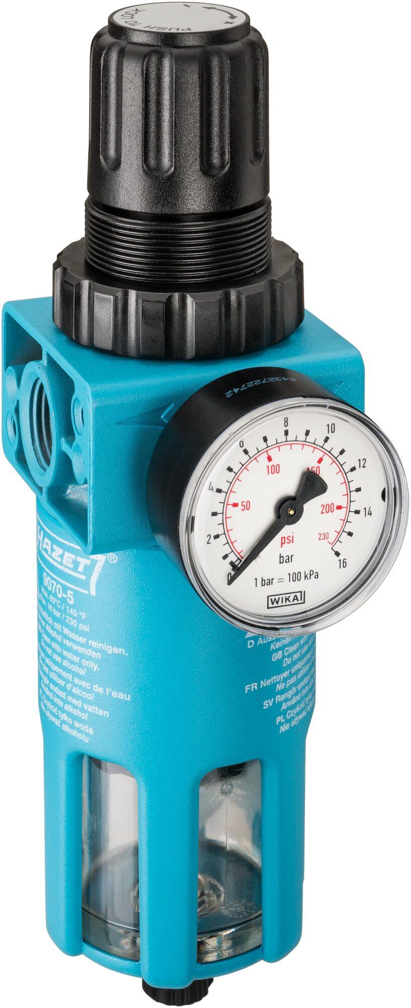 HAZET Filterdruckminderer 9070-5