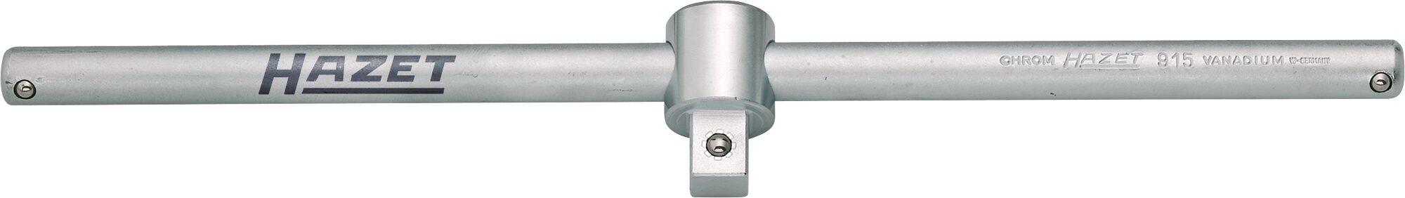 HAZET Quergriff 915 ∙ Vierkant massiv 12,5 mm (1/2 Zoll)