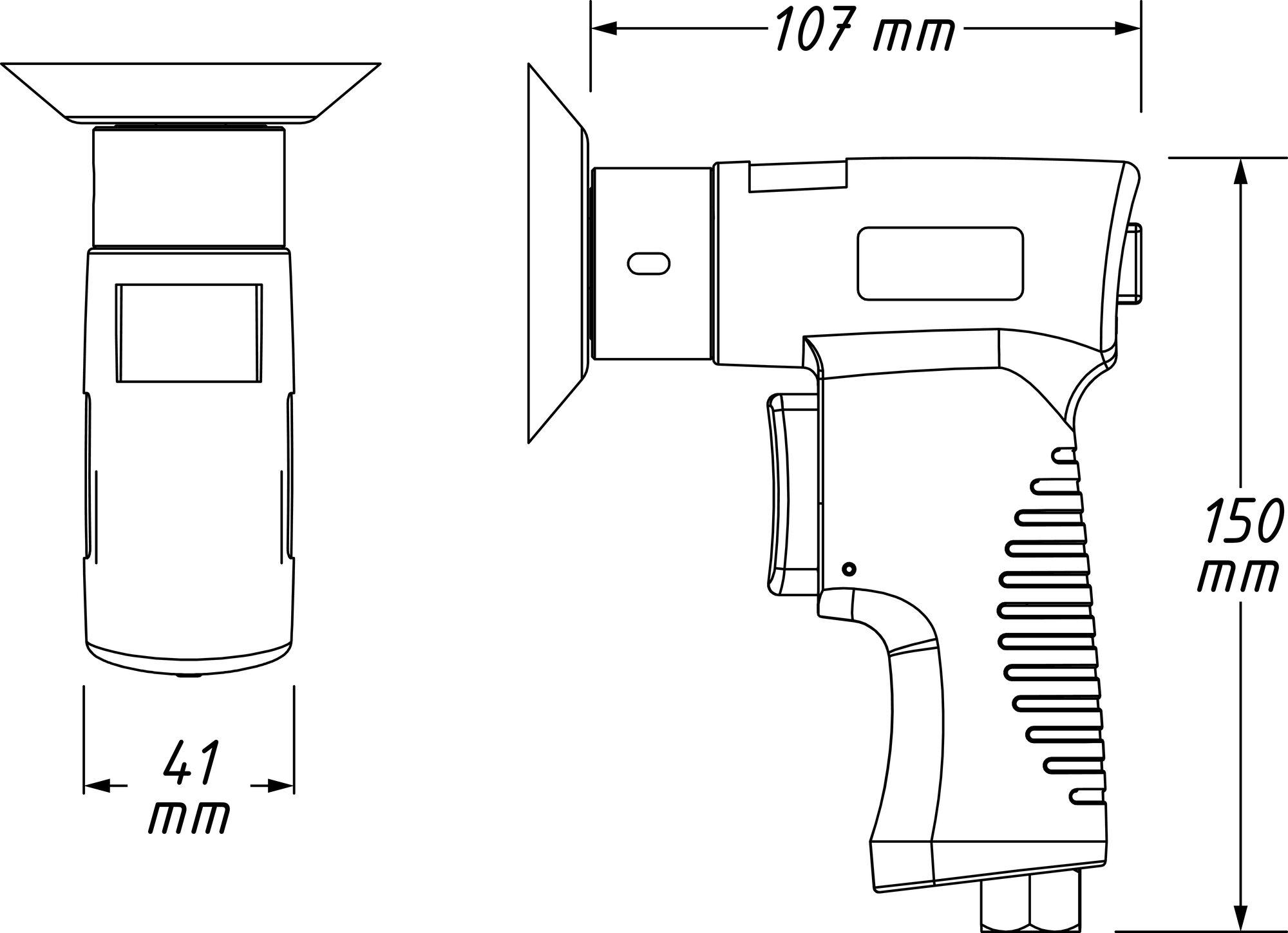HAZET Mini Exzenter-Schleifer Satz 9033N-5